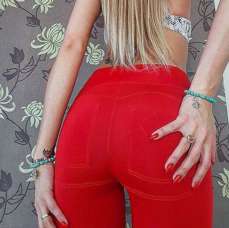 Double Push Up Leggings Colors